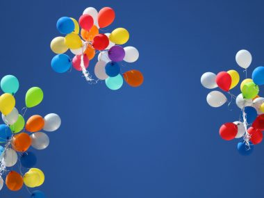 colourful ballons free